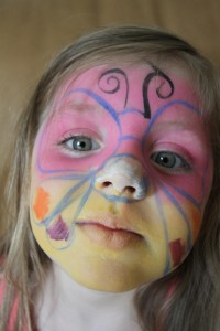 face painting image free from Morguefile. com13490350842s757