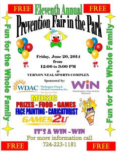 2014- 11th annual fair flyer