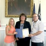 OR Photo - Recovery Walk Proclamation