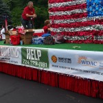 4th of July Float - 2015