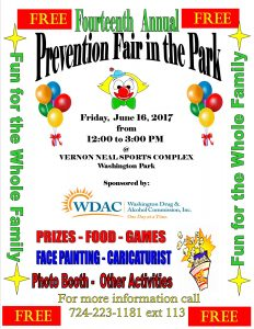 2017- 14th annual fair flyer